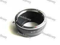 Адаптер переходник Canon EOS - Sony NEX E, кольцо