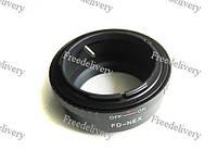 Адаптер переходник Canon FD - Sony NEX E, кольцо
