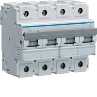 Автоматичний вимикач HLF490S In=100A 4п С 10кА 6м  Hager