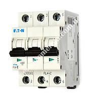 Автоматичний вимикач  PL4-C63/3 EATON