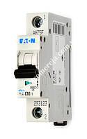 Автоматичний вимикач  PL4-C10/1 EATON