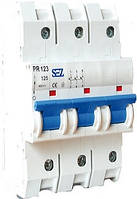 Автоматичний вимикач PR 123 C 125 А 3 пол.