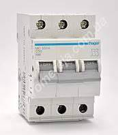 Автоматичний вимикач MC350A In=50A  Hager