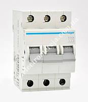 Автоматичний вимикач MB332A In=32A  Hager