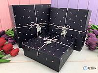 Подарочный набор органайзеров для дома декорация шкатулка для мелочей оригинальная коробка