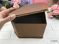 Коробка подарочная з выдвижным ящиком DIAMOND в форме диаманта лучший подарок девушке на 8 марта