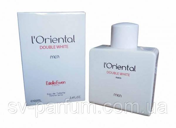 Туалетная вода мужская L'Oriental Double White 100ml
