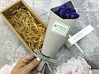 Букет комплимент красивый подарок на любые торжества букет из сухих цветочков