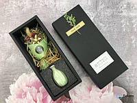 Подарочный набор ваза с букетом в коробке прекрасный подарок букет из сухих цветов