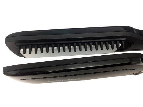 Утюжок плойка для волос Gemei GM 433 выпрямитель от кудрей керамическое покрытие терморегулятор