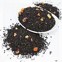 """Чай черный """"Абрикосовый джем"""" 100 грамм, фото 1"""
