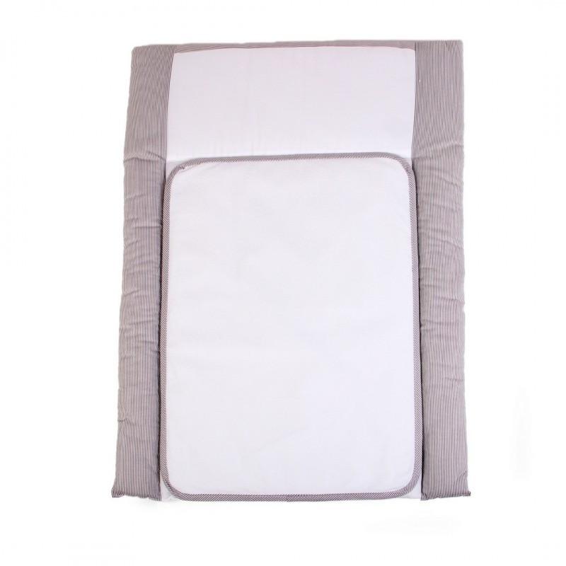 Пеленальный матрас для новорожденных тканевый (50х70) Veres Универсальный