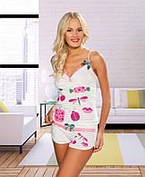 Комплект домашней одежды Lady Lingerie - 3963 M