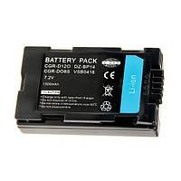 Батарея Panasonic CGR-D08S D120 D08 HITACHI BP14