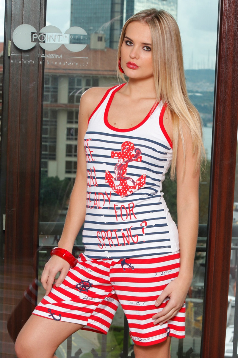 Домашняя одежда Lady Lingerie - 3859 ST комплект