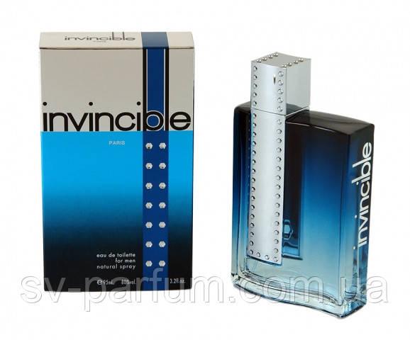 Туалетная вода мужская Invincible 95ml