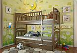 """Кровать детская двухъярусная деревянная """"Смайл"""" Арбор, фото 2"""