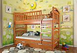 """Кровать детская двухъярусная деревянная """"Смайл"""" Арбор, фото 3"""
