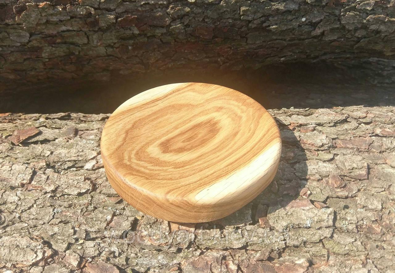 Монетница деревянная №3