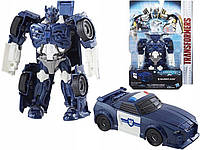 Transformers MV5 Allspark Barricade, Трансформер Барикада Алспарк C3419 Hasbro Transformer Робот трансформер