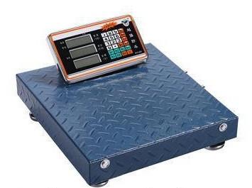 Торговые весы Rainberg RB-307 300 кг электронные весы для торговли в магазинах и рынках