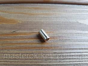 Окончание на шнурок 019080 цвет золото