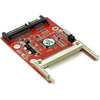 Переходник Compact Flash CF - SATA контроллер (z03484)