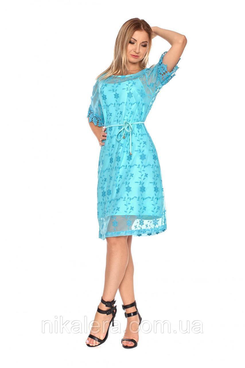 Платье сетка и платье майка  рр 44-50