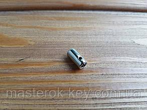 Окончание на шнурок 019080 цвет никель
