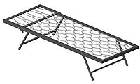 Кровать-раскладушка металлическая тип П СИНД 10.017.00.000 (ширина  800 мм)