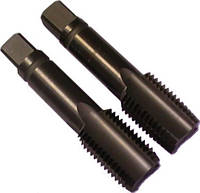 Метчик машинно-ручной М14х1.0 комплект из 2-х штук левый Львов