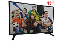 "Телевизор COMER 43"" E43DM1100 (FHD) Smart TV ANDROID (7.1) 1Gb/ 4 Gb"