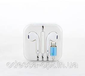 Наушники MDR IPHONE X (earpods lightning) (500)