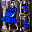 Женское платье свободного кроя  рр 50-60, фото 3