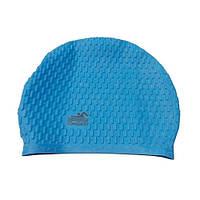 Силиконовая шапочка для плавания CONQUEST (z01952)