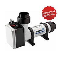 Электронагреватель для бассейна Pahlen 12 кВт пластик / титан