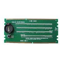 Тестер слота DDR2 DDR3 материнской платы. анализ (z01106)