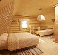 Блок хаус сосна для внутренних и наружных работ Надворная