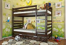 """Кровать детская двухъярусная деревянная """"Рио"""" Арбор"""