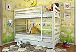 """Кровать детская двухъярусная деревянная """"Рио"""" Арбор, фото 4"""