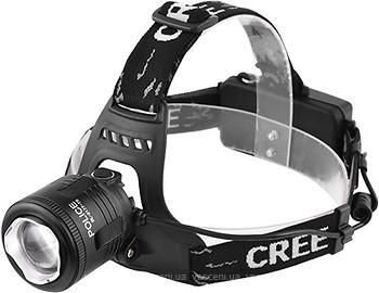 Налобный фонарик BL POLICE 2199 T6 Фонарь туристический мощный фонарик на голову