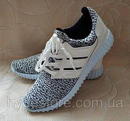 Легкие мужские кроссовки в стиле Адидас ультра буст, см.замеры в ПОЛНОМ ОПИСАНИИ товара