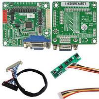 Универсальный контроллер ЖК матриц скалер MT561-B V2.1 (z03796)