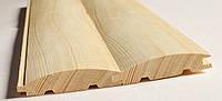 Блок хаус сосна для внутренних и наружных работ Снятын