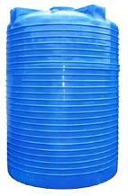 Ёмкость полиэтиленовая вертикальная двухслойная 15000 л