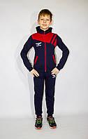Спортивный  трикотажный  детский костюм для мальчика (Украина), 98-104-110-116 рост
