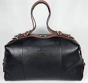 Дорожная сумка из натуральной кожи  FC-0817-L1L4