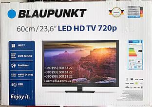 ТелевизорBlaupunkt BLA-236/207O-GB-3B (HD Ready, Dolby Digital 2x3 Вт, DVB-C/T2/S2)