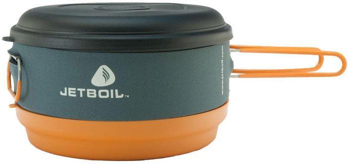 Казанок Jetboil Fluxring Helios II Cooking Pot 3л