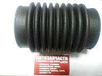 Патрубок воздушный гофрированный Д=75х150 мм.